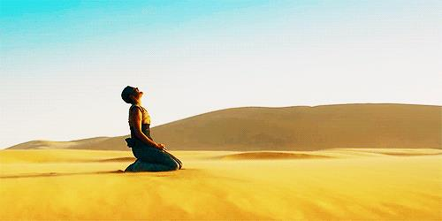 Furiosa in Mad Max: Fury Road