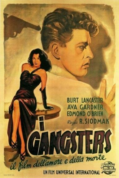 Poster I gangsters
