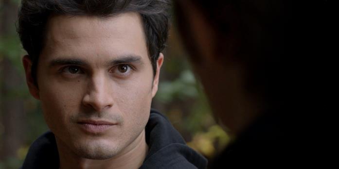Michael Malarkey presta il volto a Enzo in The Vampire Diaries