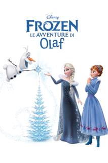 Poster Frozen - Le avventure di Olaf