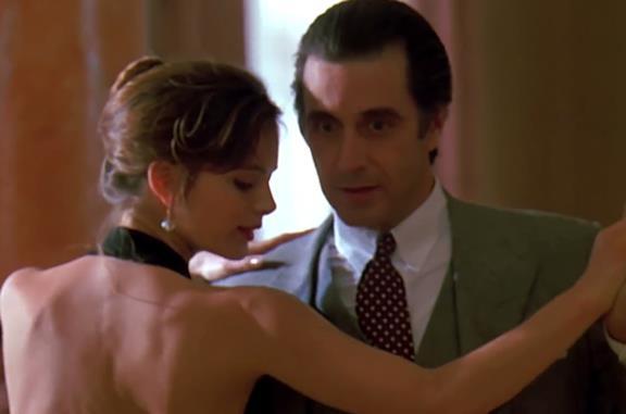 Scent of a Woman - Profumo di donna, e l'indimenticabile scena del tango
