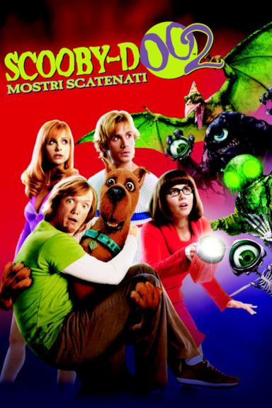 Poster Scooby-Doo 2 - Mostri scatenati