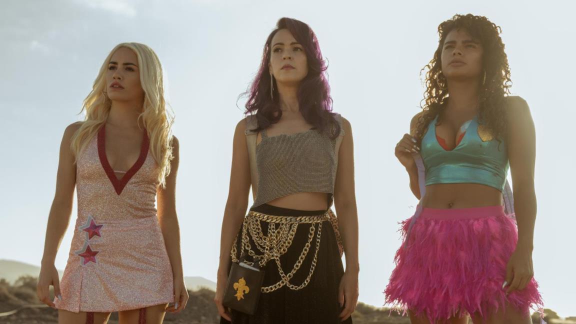 Sky Rojo: il teaser trailer e le prime info sulla serie Netflix