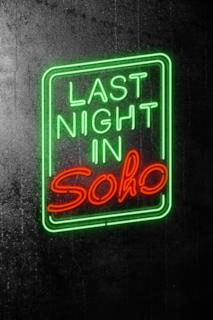 Poster Last Night in Soho
