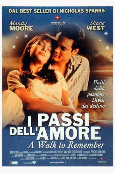 Poster I passi dell'amore