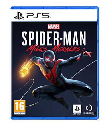 Spider-Man: Miles Morales - Standard PS5