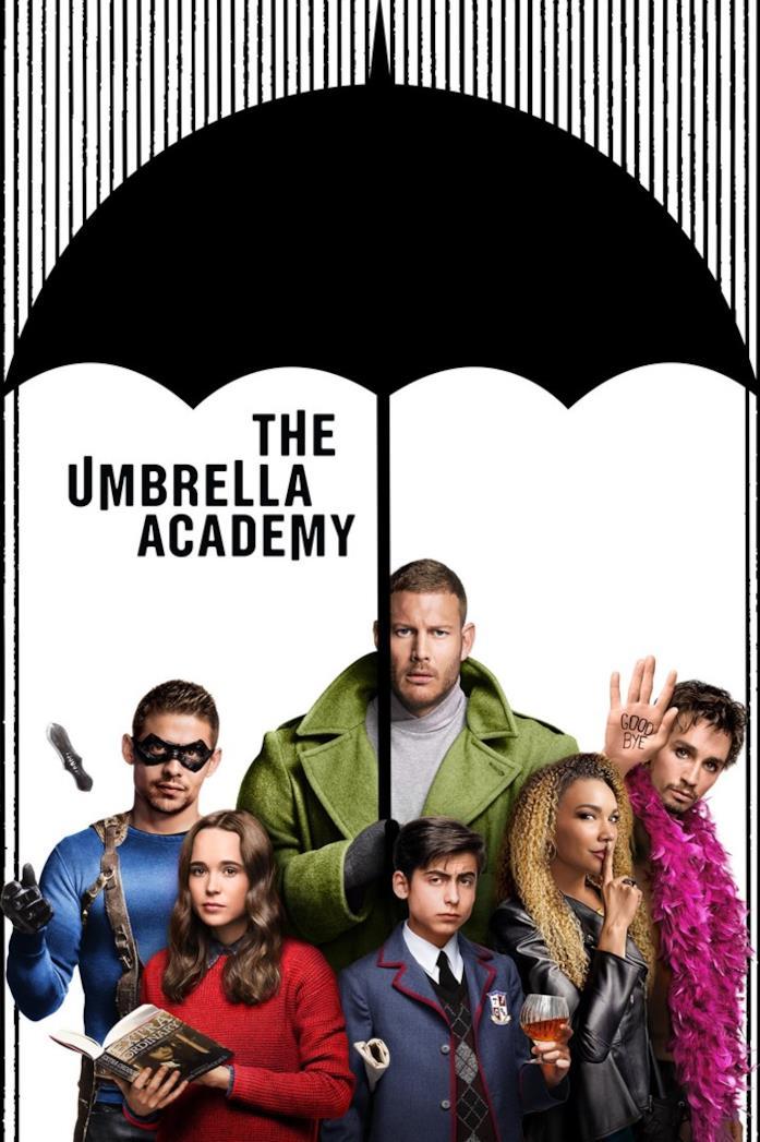 The Umbrella Academy: poster