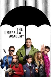 Poster The Umbrella Academy