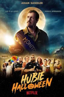 Poster Hubie Halloween