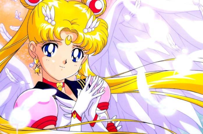 Sailor Moon, protagonista dell'omonimo anime
