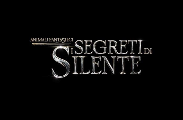 Il logo di Animali Fantastici - I segreti di Silente