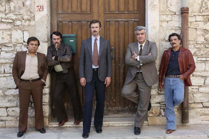 Una scena di Maltese - Il romanzo del Commissario