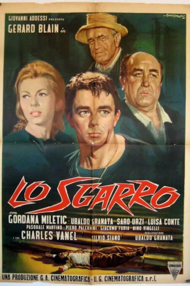 Poster Lo sgarro