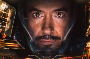 Robert Downey Jr. come Iron/Man Tony Stark nel MCU