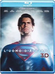 L' Uomo D'Acciaio (Blu-Ray 3D + Blu-Ray 2D + Copia Digitale);Man Of Steel