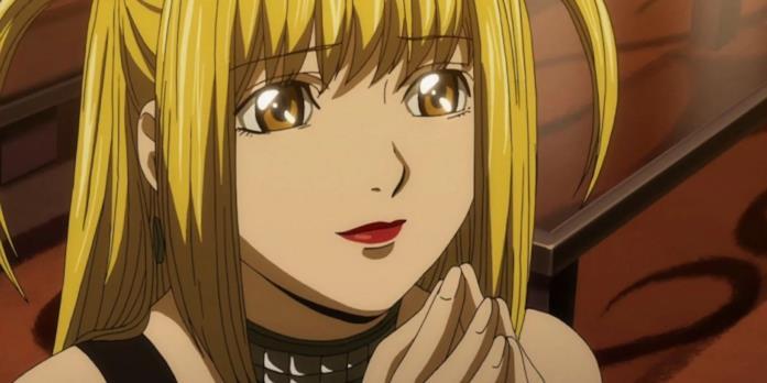 Misa Amane in Death Note