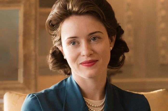 Claire Foy, protagonista delle prime due stagioni