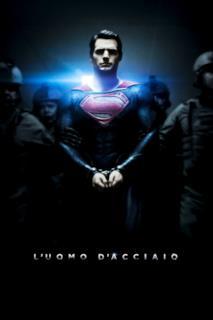 Poster L'uomo d'acciaio