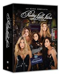 Pretty Little Liars Serie Comp.1-7 (Box 36 Dv)