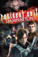Poster Resident Evil - Damnation
