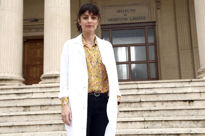 Alessandra Mastronardi ne L'Allieva