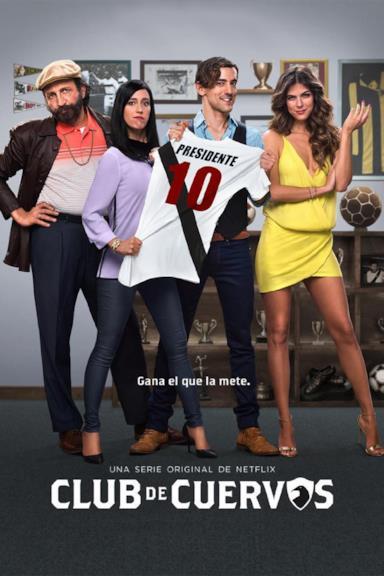 Poster Club de Cuervos