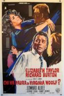 Poster Chi ha paura di Virginia Woolf?