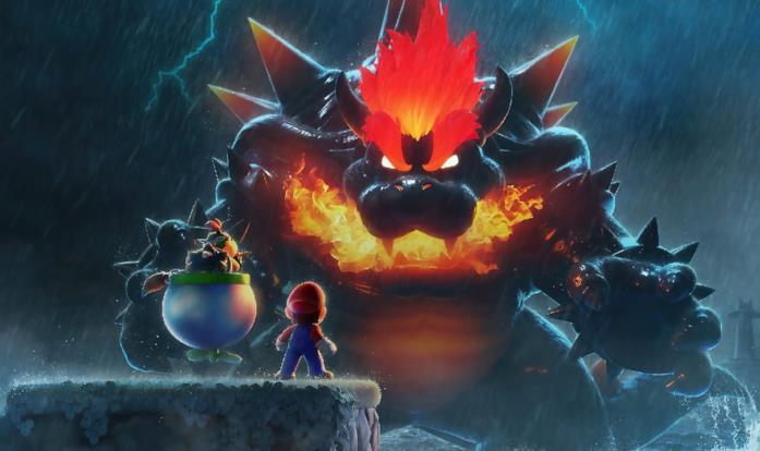Super Mario Bowser's Fury