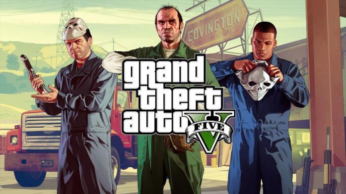 I protagonisti di GTA V