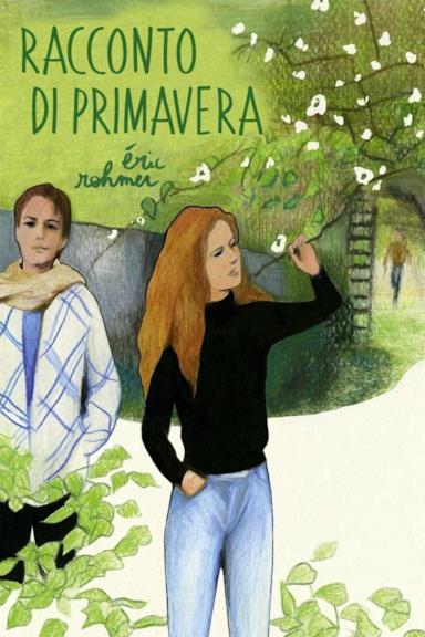 Poster Racconto di primavera
