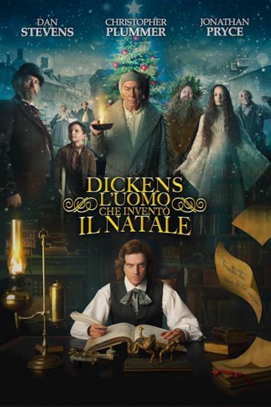 Poster Dickens: l'uomo che inventò il Natale