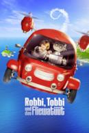 Poster Robby & Toby - Missione spazio