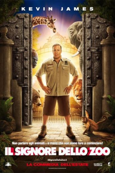 Poster Il signore dello zoo