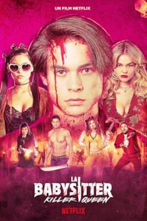 Poster La babysitter: Killer Queen