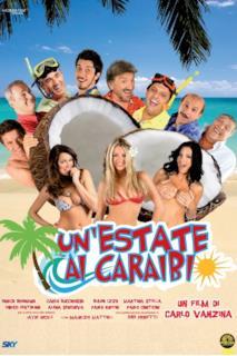Poster Un'estate ai Caraibi