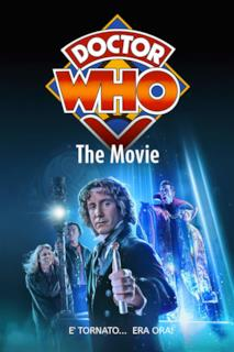 Poster Doctor Who - Il Film