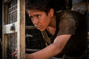 Il protagonista del film Ali