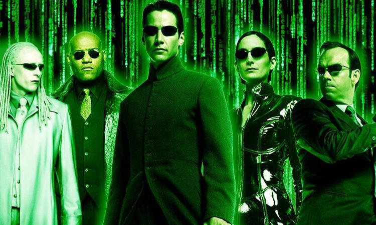 I protagonisti di Matrix