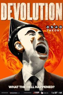 Poster Devolution, una teoria Devo