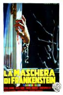Poster La maschera di Frankenstein