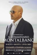 Poster Il Commissario Montalbano: Salvo amato, Livia mia