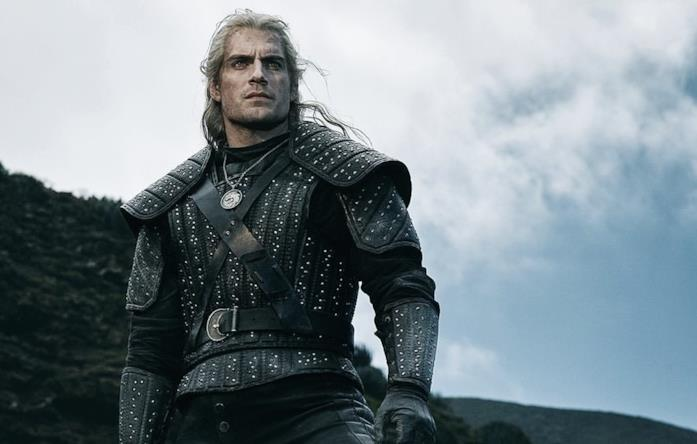 Henry Cavill in The Witcher