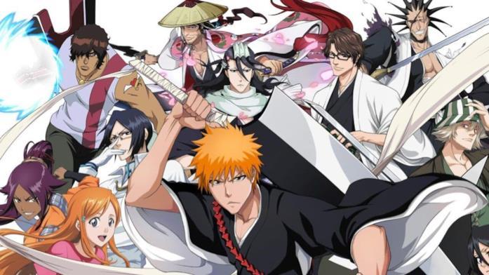 Bleach anime personaggi