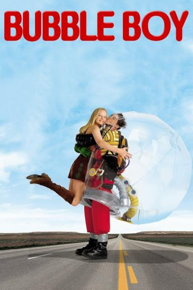 Poster Bubble Boy