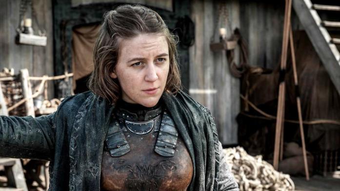 Un'immagine di Yara Greyjoy da Game of Thrones