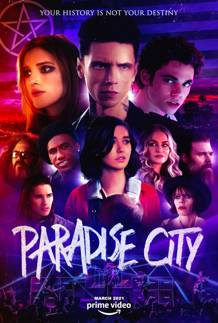Il poster della serie