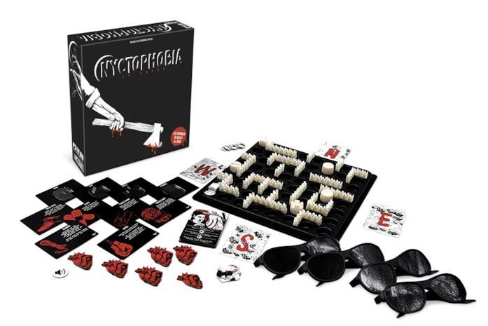 La scatola di Nyctophobia