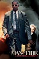 Poster Man on fire - Il fuoco della vendetta