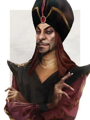 Dal cartoon Disney al mondo reale: Jafar
