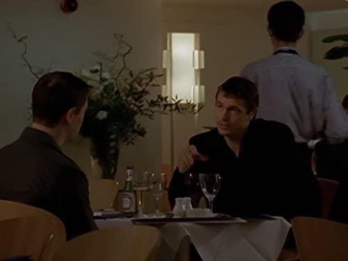Peter O'Brien nei panni di Cameron Roberts in Queer as Folk UK
